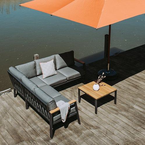 Lounge Camille inclusief salontafel