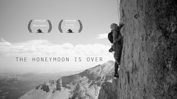 THE HONEYMOON IS OVER (2017)