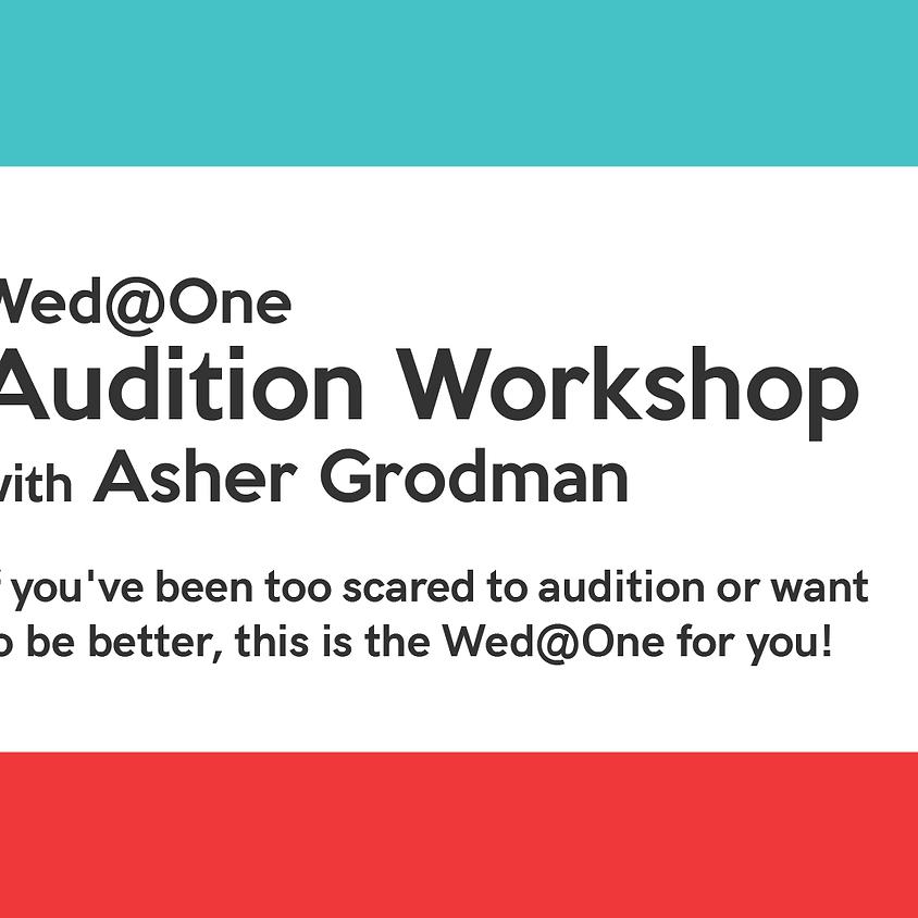 Wed@One Audition Workshop