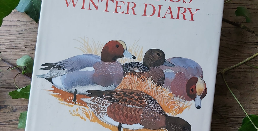 Shorelands Winter Diary - C.F. Tunnicliffe