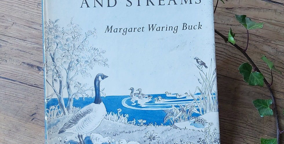 In Ponds and Streams - Margaret Waring Buck