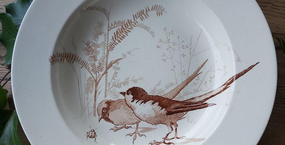 Gorgeous Bird Dish - Brown Westhead & Moore