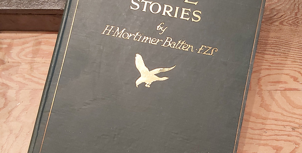 Wildlife Stories - H Mortimer Batten