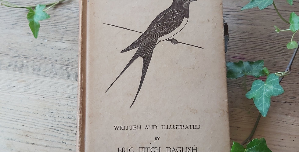 How to See Birds - Eric Fitch Daglish
