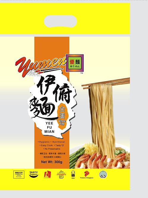 伊面 Yee Fu Noodles