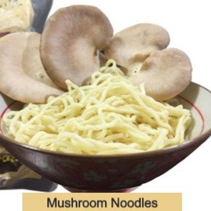 鲜菇面 Mushroom Noodles