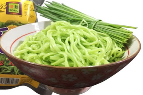 小麦草面 Wheatgrass Noodles