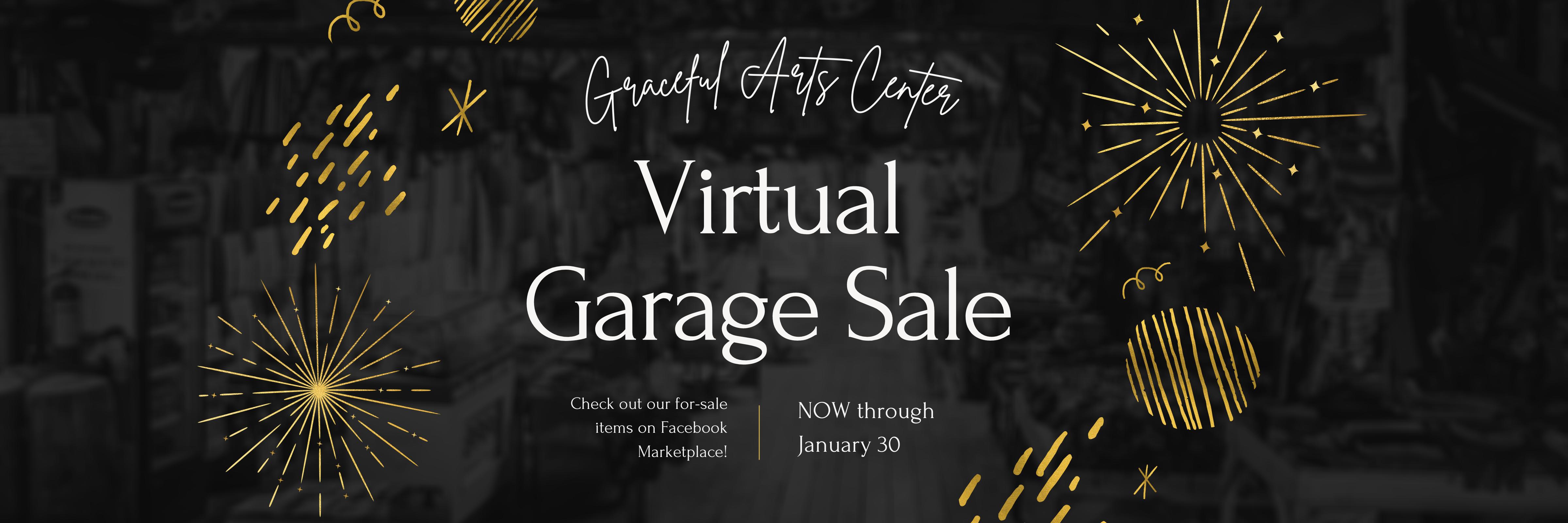 garage sale_ website