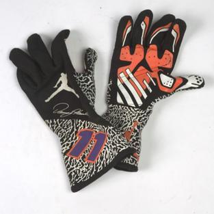 Denny Hamlin Racing Gloves