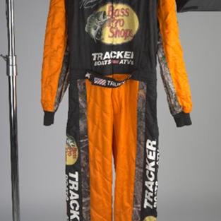 Autographed Martin Truex Fire Suit