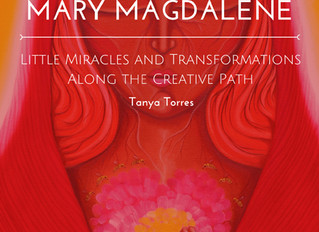 Painting Mary Magdalene: The Story of How This All Started