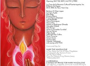 21 Works of Art Honoring Mary Magdalene