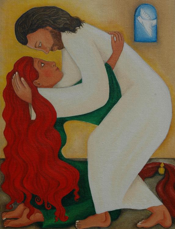 Surrender, by Tanya torres