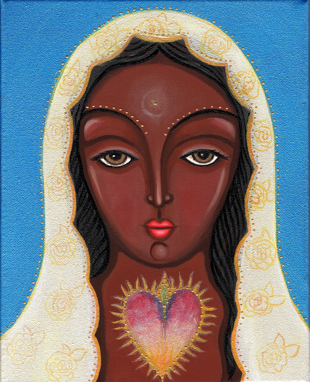 The Virgin's Heart by Tanya Torres