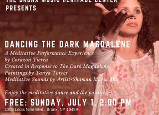 The Dark Magdalene Dance Meditation With Corazon Tierra