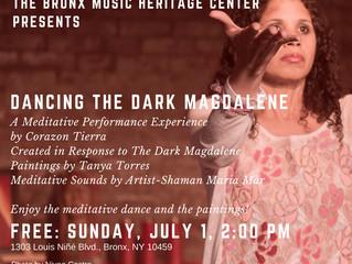 The Dark Magdalene Dance Meditation With Corazon Tierra