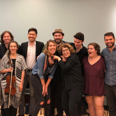 'Bedlam' at NYU's Graduate Musical Theater Writing Program