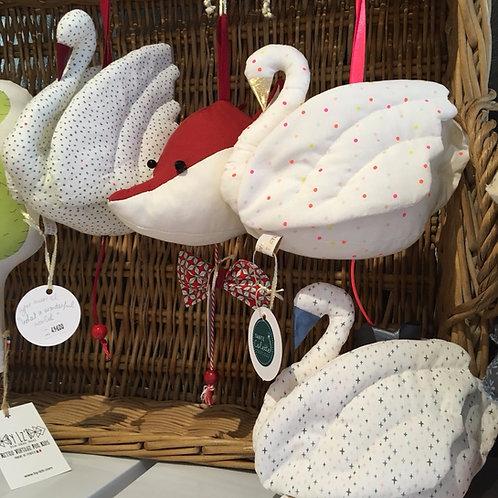 Swan, le cygne musical