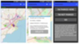 Parking Radar Android Screenshot.png