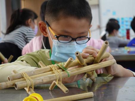 IPAT國際遊戲協會Show & Tell會員大會,台灣玩具博物館以「竹」為主題分享童玩樂