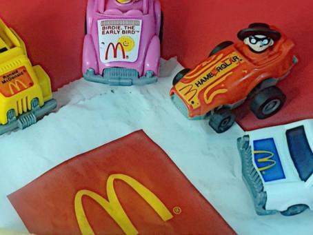 全球最大玩具經銷商,世界孩子共同回憶:麥當勞兒童餐