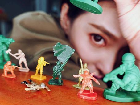 童年小綠兵不只經典,更獲選入玩具名人堂成為傳奇