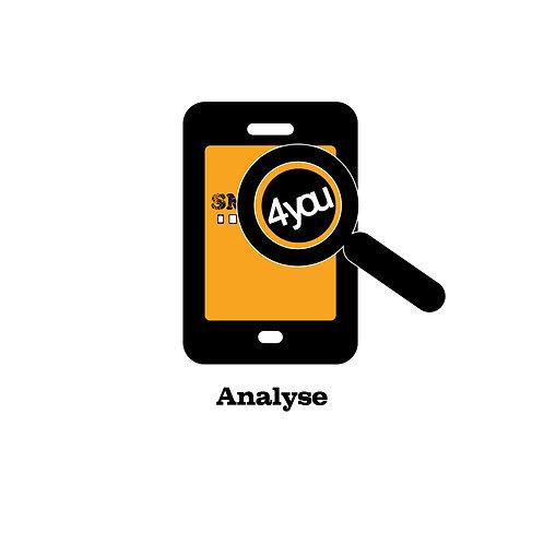 Analyse & Wellness für dein Gerät