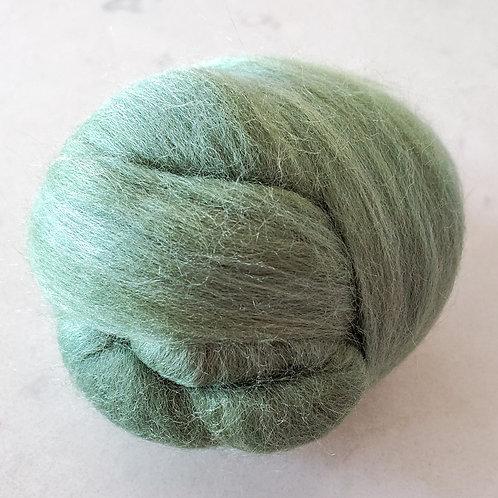 4 oz Garden Ivy Merino Wool Roving