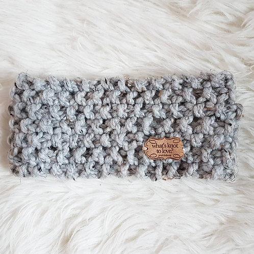 Knit Headband-Blended Wool