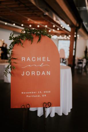 Rachel + Jordan