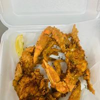 Fried Crab