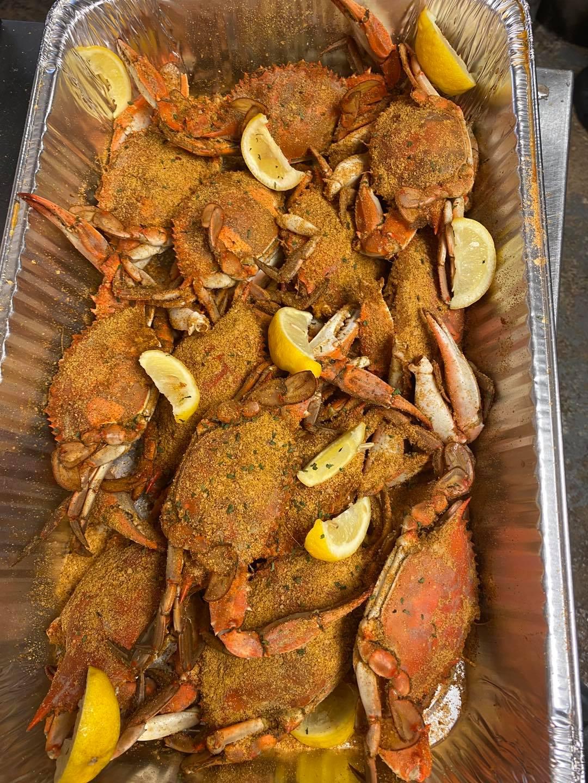 Crab Seasoning Blue Crabs