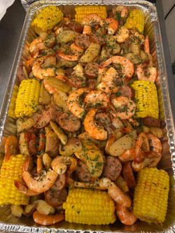 Shrimp Boil Party Platter
