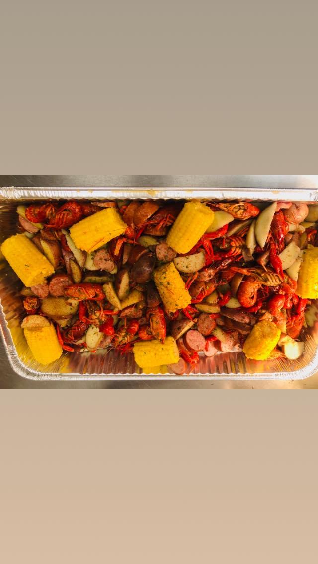 Crawfish Boil Party Platter