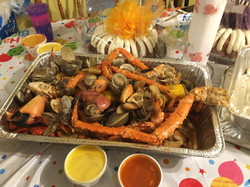 Create Your Own Seafood Boil