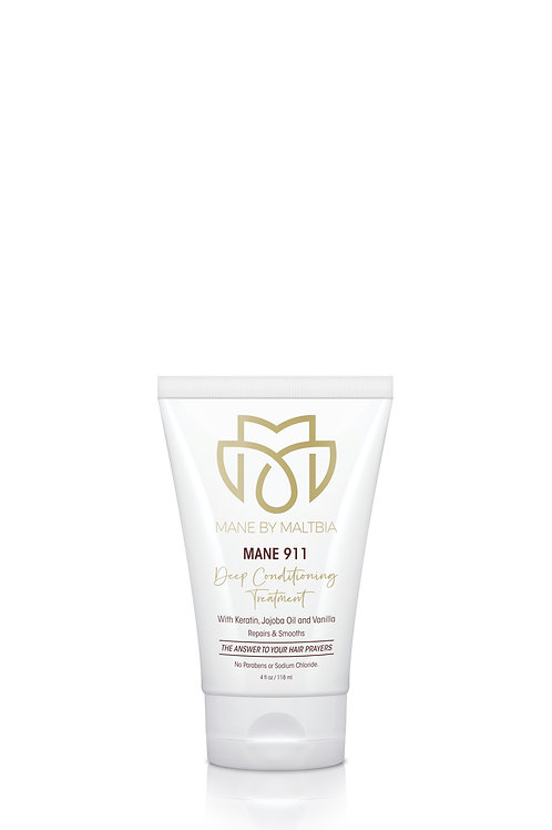 MANE 911! Liquid Gold Deep Conditioning Treatment Mask