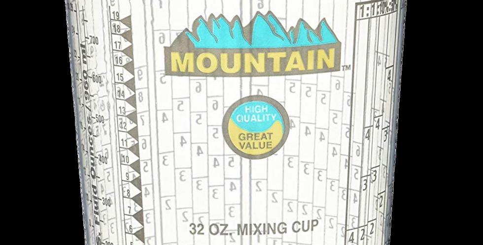 960ml measuring mixing bucket