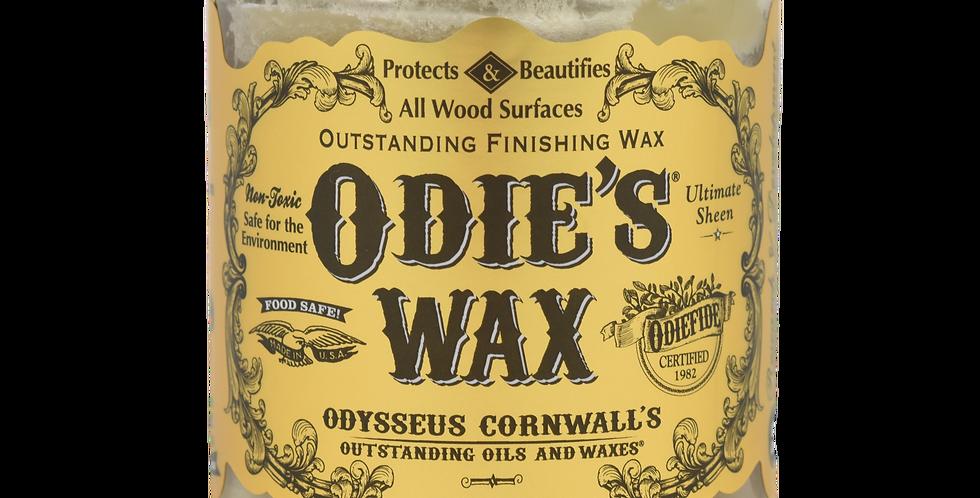 Odie's Wax - 9oz