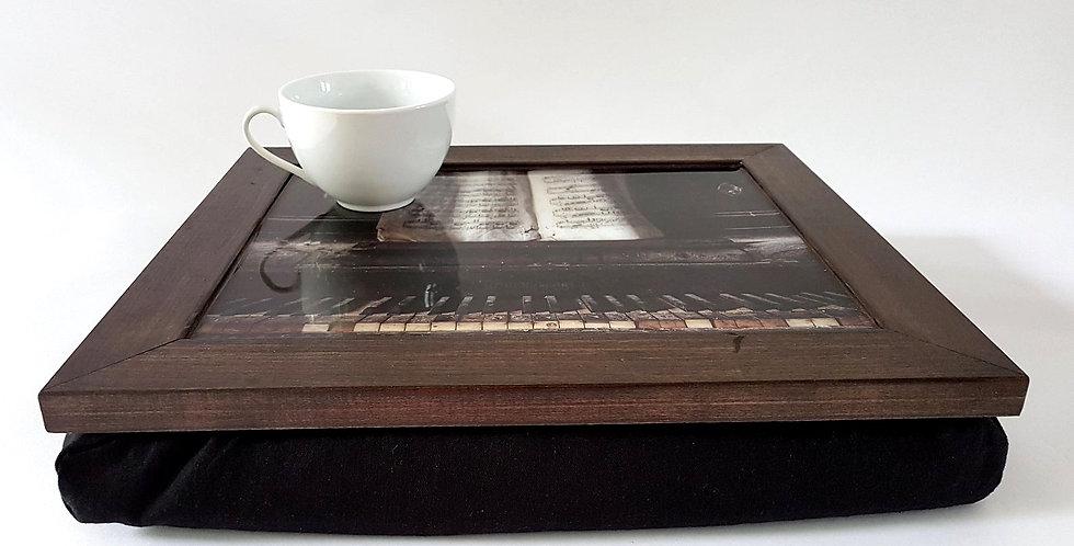 Lap desk Piano