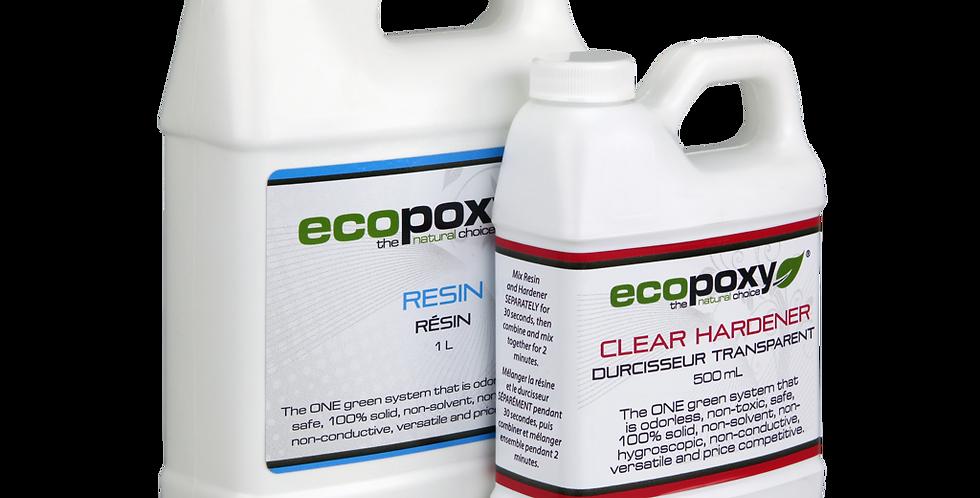 Ecopoxy Clear Kit