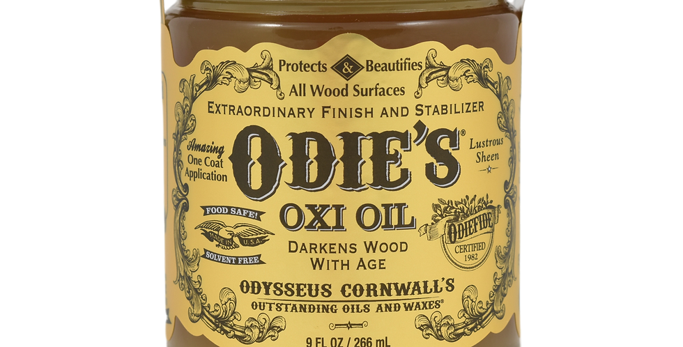 Odie's Oxi Oil - 9 oz