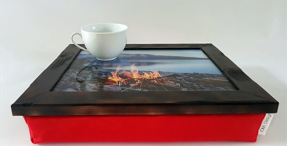 Lap desk Fire