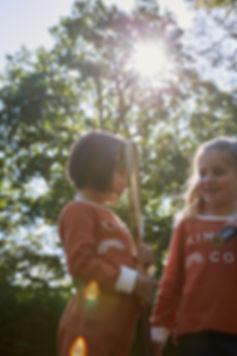 Commercial Children's Fashion Photograph