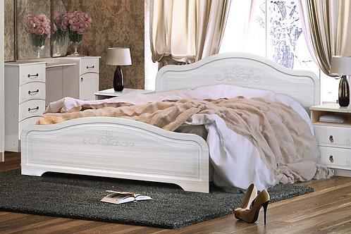 Кровать 1,6 Кэт 6 Сандал