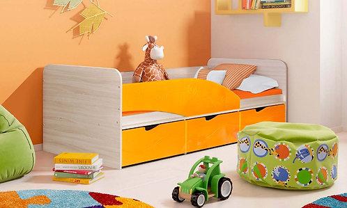 Детская кровать Бриз-3 Манго