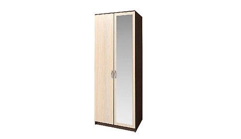 Шкаф 2-створчатый комбинированный Ронда