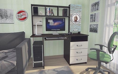 Стол компьютерный КС-002 с фотопечатью