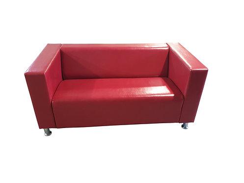 Красный 145 см