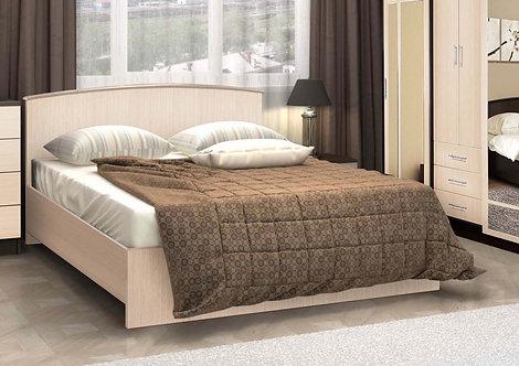 Кровать Кэт-032 Беленый дуб