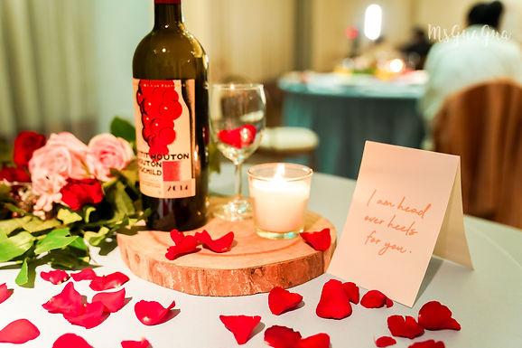 豪鼎飯店|2020七夕情人節套餐推薦|情人節的儀式感,和最珍愛的另一半,一起享受視覺與味覺的雙重饗宴
